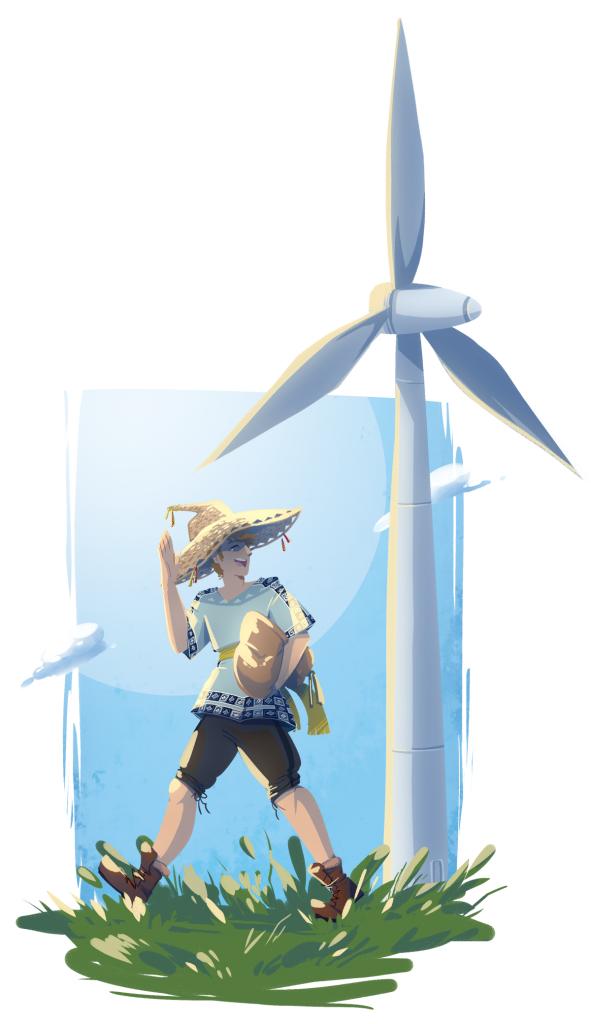 um rapaz e um saco de ferramentas2