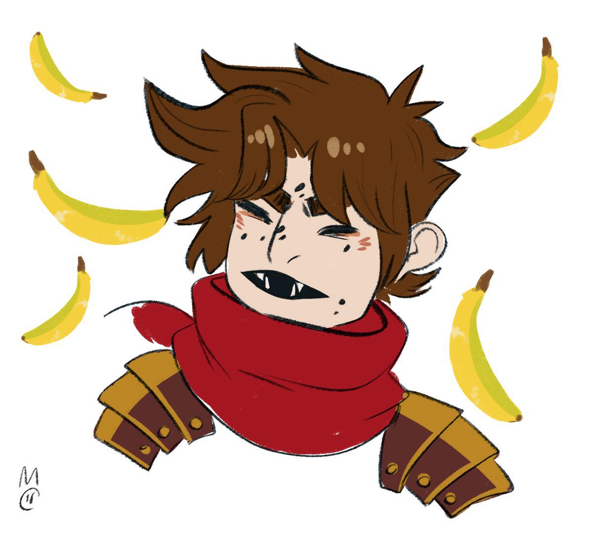nikita no bananavcolor